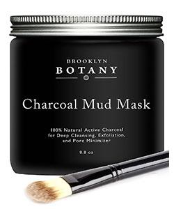 Brooklyn Botany Charcoal Mud Mask