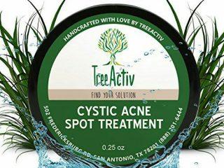 TreeActiv Cystic Acne Spot Treatment