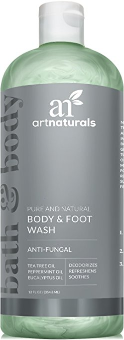 Artnaturals body and foot wash