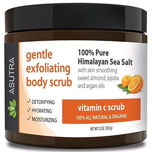 ASTURA Organic Exfoliating Body Scrub