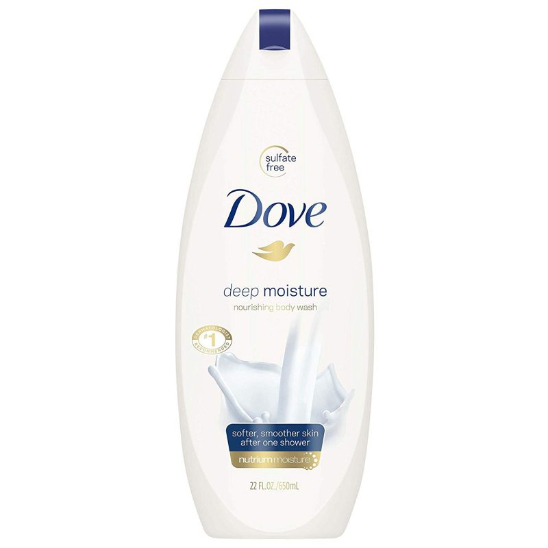 Dove deep moisture nourishing body wash
