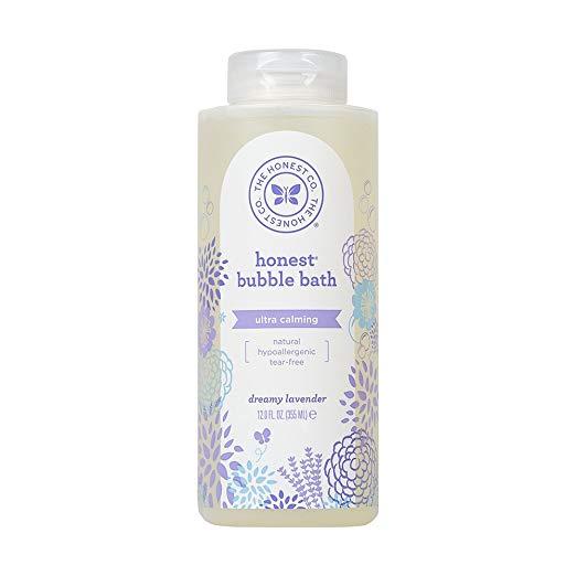 Honest Calming Lavender Bubble Bath