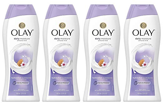 Olay daily moisture body wash