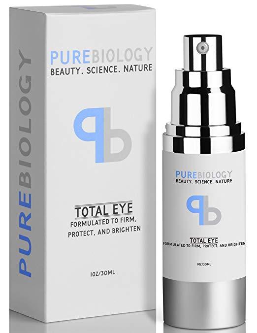 Pure Biology Total Eye Anti-Aging Eye Cream