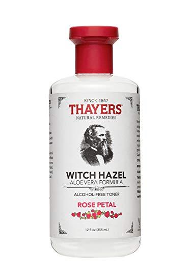 Thayer-Witch Hazel Toner Rose Petal